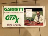 Металлоискатель, Garrett GTA x 550