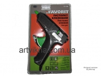 Клеевой пистолет FAVORIT 40 W 12-100