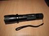 Фонарь - электрошокер 1101 police light flashlight